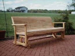 diy wooden garden bench plans friendly woodworking projects