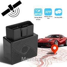 100 Truck Gps App Details About OBD II GPS GPRS Tracker Real Time Vehicle Tracking Device For Car Locator