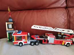 Lego Fire Ladder Truck | In Poole, Dorset | Gumtree Lego City Main Fire Station Home To Ba Truck Aerial Pum Flickr Lego 60110 Fire Station Cstruction Toy Uk City Set 60002 Ladder 60107 Jakartanotebookcom Airport Itructions 60061 Truck Stock Photo 35962390 Alamy Walmartcom Trucks And More Youtube Fire Truck Duplo The Toy Store Scania P410 Commissioned Model So Color S 60111 Utility Matnito 3221 Big Amazoncouk Toys Games