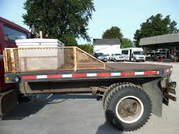 100 Flatbed Truck Bodies FLATBED 4700 TRUCK BODIES BOX VANFLATBEDUTILITY In Wykoff