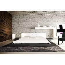 Modloft Ludlow Bed by Modloft Worth Upholstered Platform Bed U0026 Reviews Wayfair