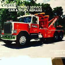 100 Semi Trucks For Sale In Illinois Rogers Automotive Service Zion IL GMC General W Holmes 750 Unit