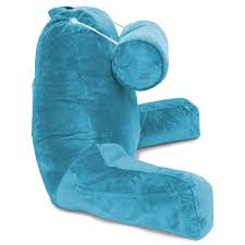 Teal COVER ONLY For the Husband Pillow Bedrest Reading