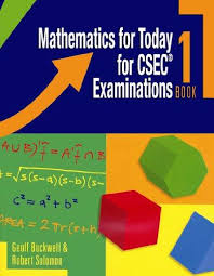 CXC Mathematics For Today Book 1