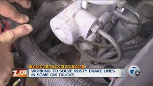 100 Chevy Truck Brake Lines Working To Solve Rusty Brake Lines In Some GM Trucks