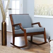 Light Gray Rocking Chair Cushions by Gray Rocking Chair Rocking Chair Pads Custom Baby Bedding Indoor