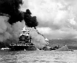 Uss America Sinking Photos by After Pearl Harbor The Race To Save The U S Fleet History In