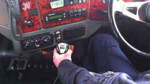 Semi Truck Transmission Shift Patterns