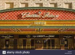 Cadillac Palace Theater Box fice