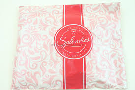 Splendies January 2019 Review + Coupon - Subscription Box Mom