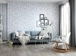ein wohnzimmer in klassichem grau weiß gestalten bild 5