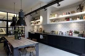 cuisines style industriel la cuisine industrielle un style déco qui inspire deco cool