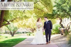 Destination Jewish Wedding Arizona