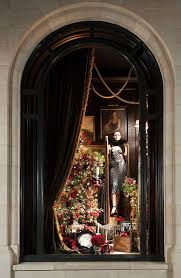 Holiday Windows At Our Ralph Lauren Store In Greenwich
