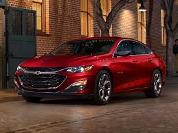 2019 Chevrolet Malibu Upgraded Kelley Blue Book Inside 2019 ...
