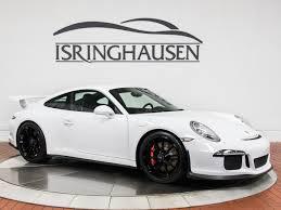 Used 2016 Porsche 911 GT3 For Sale In Springfield, IL | VIN ...