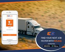 EZLinQ - A Smartphone App For Fleet Owners, Truck Drivers ... Truck Driving Jobs Transportation Companies Butler Pa North Carolina Cdl Local In Nc Commercial Vehicle Lease New Trucks Or Pickups Pick The General Labor Resume Template Best Of For Ideas Cover Letter Examples Driver Job Trucking Directory Schneider Named One Of Top 5 For Veterans Ryders Solution To Truck Driver Shortage Recruit More Women Tips Know From Drivers On The Road Loadtrek Why Can I Not Do My Homework We Will Do Any Essay Work Calamo Truckers America Now Hiring Class A Dick Lavy