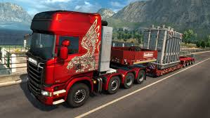 Euro Truck Simulator 2 Receives New 'Heavy Cargo' DLC Today; New ...
