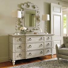 Wayfair Dresser With Mirror by Oyster Bay Collection By Lexington Home Brands Barrett 9 Drawer
