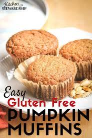 Vegan Pumpkin Muffins No Oil by Easy Gluten Free Pumpkin Muffins Allergen Free