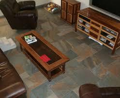 gallery of installed work tile