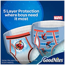 Goodnites Bed Mats by Amazon Com Goodnites Bedtime Bedwetting Underwear For Boys S M