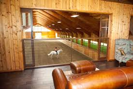 Amazing Indoor Arena With Observation Lounge. Circle B Ranch ... Hsebarngambrel60floorplans 4jpg Barn Ideas Pinterest Home Design Post Frame Building Kits For Great Garages And Sheds Home Garden Plans Hb100 Horse Plans Homes Zone Decor Marvelous Interesting Pole House Floor Morton Barns And Buildings Quality Barns Horse Georgia Builders Dc With Living Quarters In Laramie Wyoming A Stalls Build A The Heartland 6stall This Monitor Barn Kit Outside Seattle Washington Was Designed By