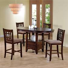 Empire 5 Piece Counter Height Table and 4 Chairs $499 00 Table