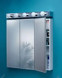 basco incorporated tri view three door medicine cabinets