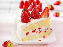 himmlische erdbeer joghurt torte