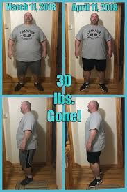Here Are Lindas Husbands Results 30 Pounds Gone In One Month Linda Shares That He Did It By Changing His Coffee To Our Happ