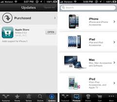 Apple Store app finally updated for the iPhone 5
