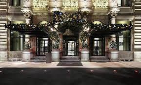 Most Luxurious Hotels For Holidays With The Best Christmas Window