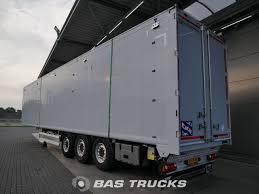 100 Used Moving Trucks Kraker 91m3 Liftachse CFZ Semitrailer 39600 BAS