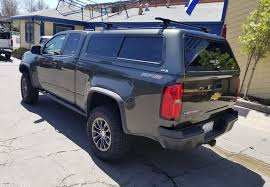 2018-chevy-colorado-v-series-truck-topper - Suburban Toppers Chevy Trucks Hat Top Are Truck Caps Autostrach The Beautiful Truck Cap Built Into This Chevy Malibu Shitty_car_mods Premier Cap Photo Gallery 14c Silverado Gmc Sierra All Leer Fiberglass World Green Leer Topper Installed On A 2014 1500 Equipment Ladder Racks Boxes 2004 Chevrolet Ls Hunter With J4920b 2009 Crewshortltz4wdcapnav1 Colorado Best Of Camper Shell On Long Bed Are Manufacturing 8lug Magazine Covers S10 Cover