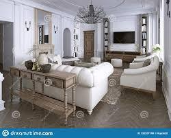 klassische wohnzimmer täfelungs und deckenformteile über