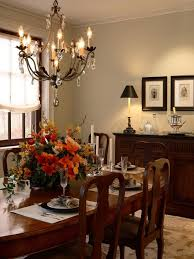 Elegant Dining Room Lighting Ideas Traditional With