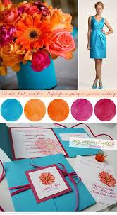 Daisy Summer Wedding Color Love