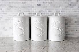 Savannah Turquoise Kitchen Canister Set by Modern Kitchen Canister Sets