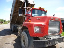 100 Mack Dump Trucks For Sale 1987 MACK DM DUMP TRUCK FOR SALE 578177