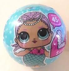 LOL Surprise Doll Mermaid Series 1 Wave 2 RETIREDNew Toy 100