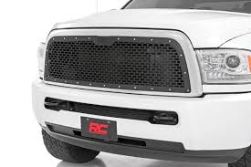 Mesh Replacement Grille For 2013-2018 Dodge Ram 2500/3500 Pickup ...