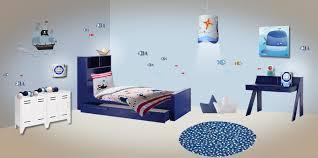deco mer chambre thème mer une chambre enfant sur les flots le de valérie
