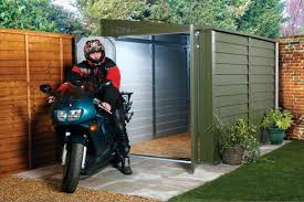 Decoration Plastic Cycle Storage Shed Bike Shedsideas