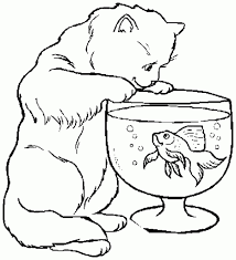 Victorious Coloring Pages Printables For Kids Fish Book With Regard To Printable