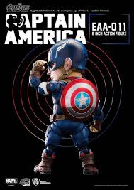Egg Attack Action No 11 Captain America