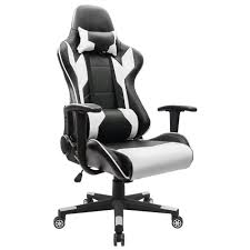 Homall Gaming Chair Racing Office Chair High Back Computer Desk Chair PU  Leather Executive And Ergonomic Swivel Chair With Headrest And Lumbar  Support ... Tone High Back Ergonomic Office Chair Office Chairs And Ergonomic Computer Staples Puula Officemate Homall Gaming Chair Racing High Back Leather Desk Adjustable Swivel Manage With Headrest Lumbar Support Black Sl4000 Blackcarbon Edition Gamestop Dania Fniture Humanscale Solutions Markus Chair Glose Black Robust Ea117 Eames Household Seat Covers Pu Executive