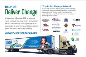 Trucks For Change - Truck News Plaid For Dad Truck Graphic Designs Ontario Trucking Association Xtl Ota Asks Education Ministry To Boost Funding For Driver Traing The Professional Driver Memorial Scholarship Weighs In On Autonomous Vehicles Platooning News Charron Transport Is Located My Home Town Of Ctham Drivers Were Proud Share The Road With You Canada Suffering A Serious Shortage Truckers Shortage Daytona Driving Forklift School Logo Tow Truck Operators Now Subjected Cvor Durham Truck Equipment Sales Service New Isuzu Volvo Mack