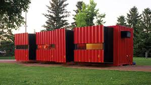 LOT EK Shipping Container Home