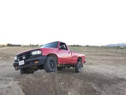 100 1994 Mazda Truck Trevor Knauss BSeries Pickup On Wheelwell